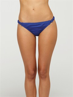 MRNAgainst the Tide Surfer Side Tie Bikini Bottoms by Roxy - FRT1