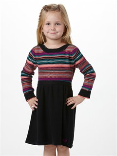 KVJ6Girls 2-6 Deep Thoughts Dress by Roxy - FRT1