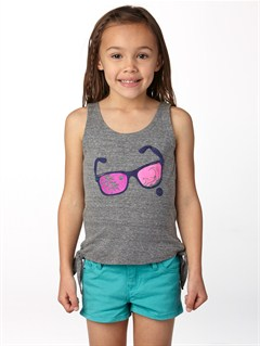 SGRHGirls 2-6 Dolphin Splash Tee by Roxy - FRT1