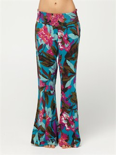 DKBOceanside Coverup Pants by Roxy - FRT1