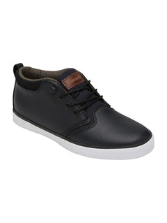 NVYEmerson Vulc Canvas Shoe by Quiksilver - FRT1