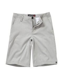 SKT6Boys 8- 6 Downtown Shorts by Quiksilver - FRT1
