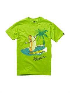 GJZ0Boys 2-7 Gravy All Over T-Shirt by Quiksilver - FRT1