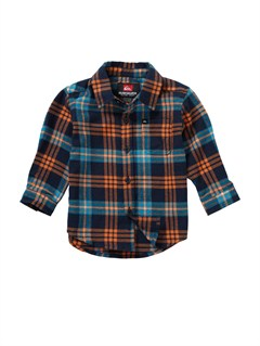BTK1Baby Boston Says Polo Shirt by Quiksilver - FRT1