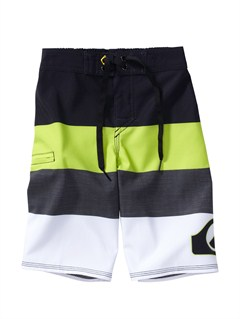 KVJ3Boys 2-7 Beach Day Boardshorts by Quiksilver - FRT1