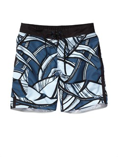 BRD0Men s Bento Boardshorts by Quiksilver - FRT1