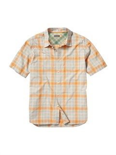 NLZ0Men s Baracoa Coast Short Sleeve Shirt by Quiksilver - FRT1