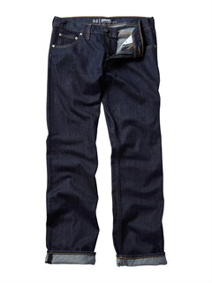 BTC0Buster Dark Used Jeans  30  Inseam by Quiksilver - FRT1