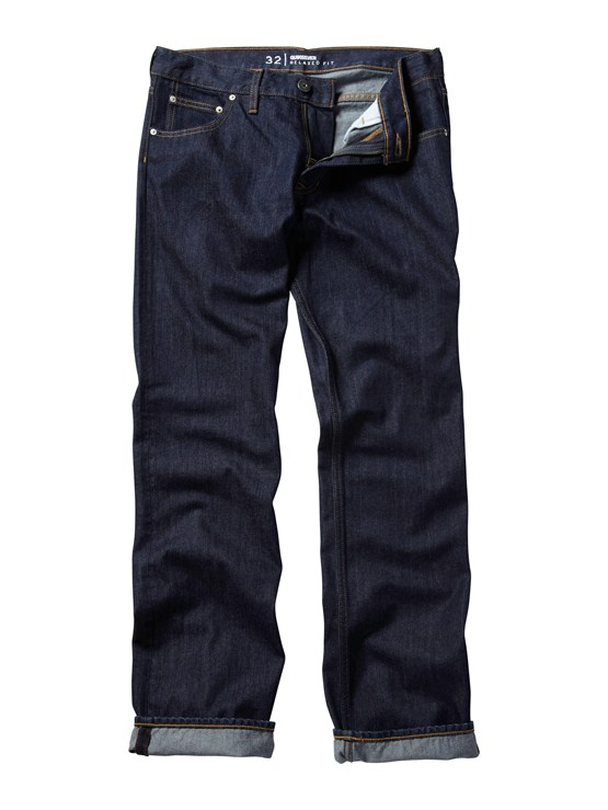 BTC0Distortion Jeans  32  Inseam by Quiksilver - FRT1