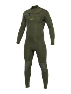 CRB0Cypher 6/5/4 Hooded Chest Zip Wetsuit by Quiksilver - FRT1