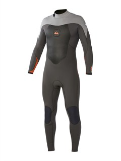 XKSNIgnite 4/3 Chest Zip Wetsuit by Quiksilver - FRT1