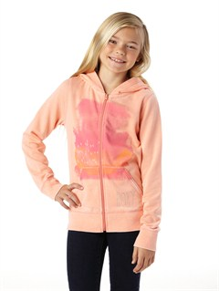 MGE0Girls 7- 4 Believe Printed B Sweater by Roxy - FRT1