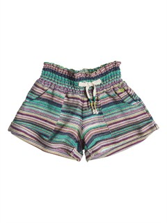 GNQ3Girls 7- 4 Lisy Patch Short by Roxy - FRT1