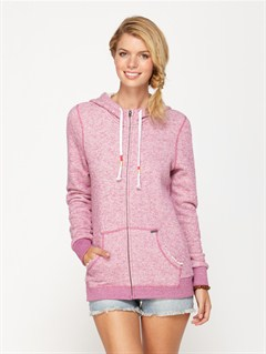 MPF0Glacial 2 Zip Up Hooded Fleece by Roxy - FRT1