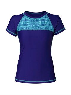 PQS3Basically Roxy SS Rashguard by Roxy - FRT1