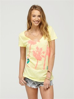 SFLAwesome Surf Tee by Roxy - FRT1