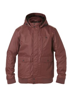 RSH0Carpark Jacket by Quiksilver - FRT1