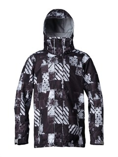 KVJ3Lone Pine 20K Insulated Jacket by Quiksilver - FRT1