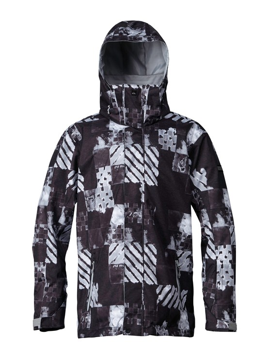 KVJ3Over And Out Gore-Tex Pro Shell Jacket by Quiksilver - FRT1