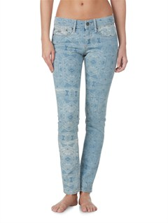 BTN6SUNTRIPPERS COLOR JEANS by Roxy - FRT1