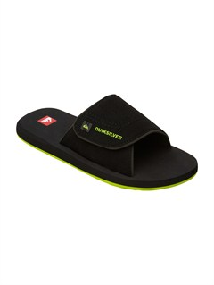 BGNBoys 8- 6 Carver Suede Sandals by Quiksilver - FRT1