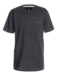 KRPHBoys 8- 6 Score Core Heather T-Shirt by Quiksilver - FRT1