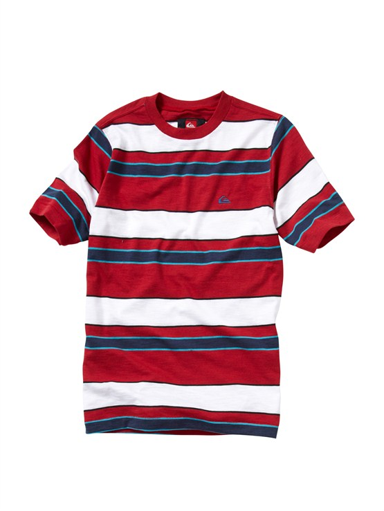 RRD3Boys 8- 6 Haano Short Sleeve Shirt by Quiksilver - FRT1