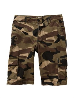 FGRBoys 8- 6 Gamma Gamma Walk Shorts by Quiksilver - FRT1