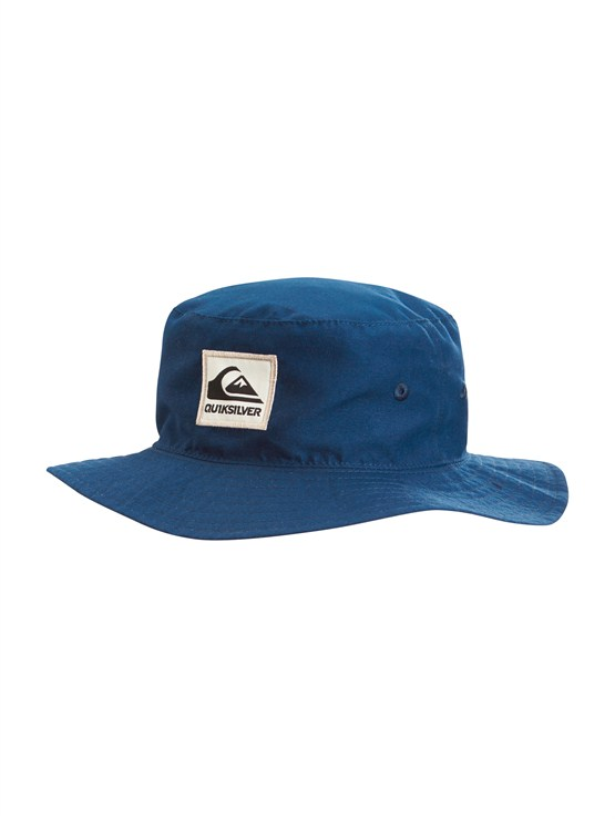 KTP0Baby Mountain and the Wave Hat by Quiksilver - FRT1