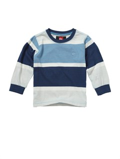 BLF3Baby Boston Says Polo Shirt by Quiksilver - FRT1