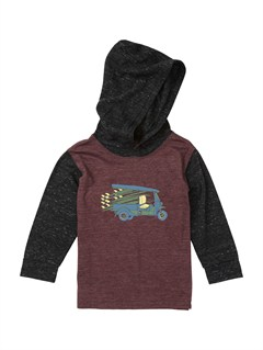 RRY0Baby Camino Long Sleeve Hooded T-Shirt by Quiksilver - FRT1