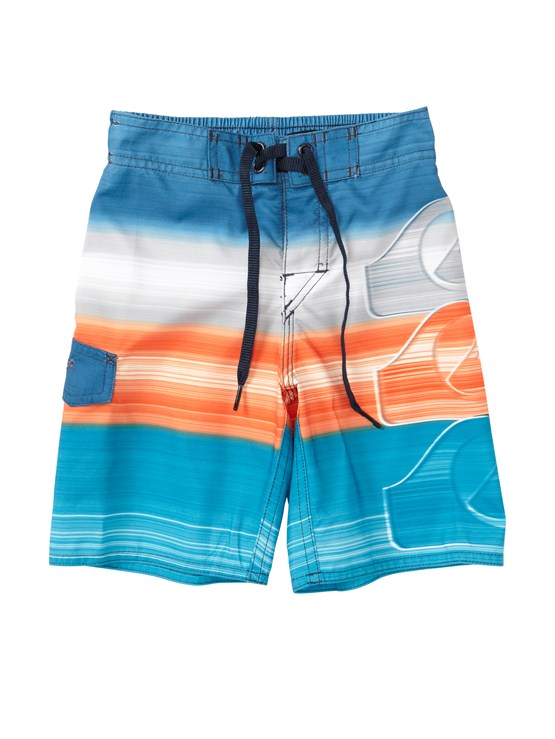 BMJ6Boys 2-7 Talkabout Volley Shorts by Quiksilver - FRT1