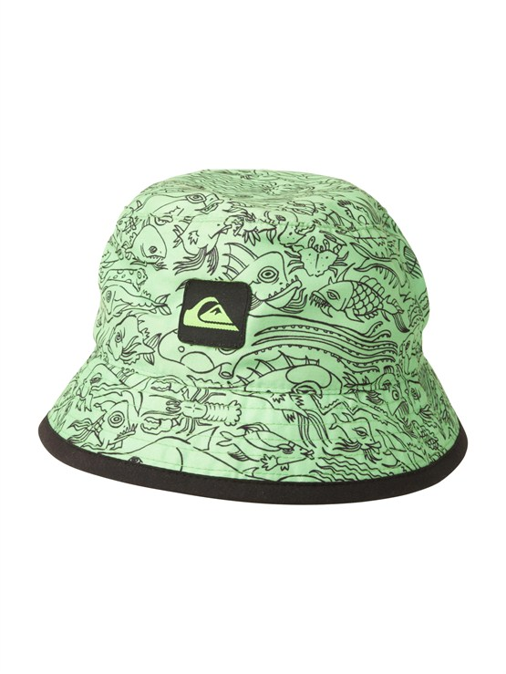GHA0Boys 2-7 Boardies Hat by Quiksilver - FRT1