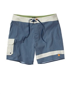 BRD0Men s Anchors Away  8  Boardshorts by Quiksilver - FRT1
