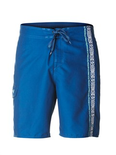 "BQP0Yoke Checker  8"" Boardshorts by Quiksilver - FRT1"