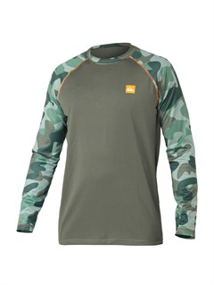 GLR6Men s Standard Long Sleeve T-Shirt by Quiksilver - FRT1
