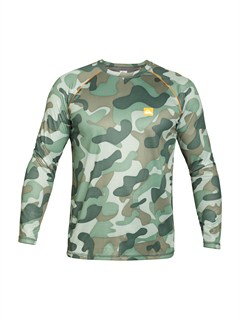 GLR6Sunset Ranch Long Sleeve T-Shirt by Quiksilver - FRT1