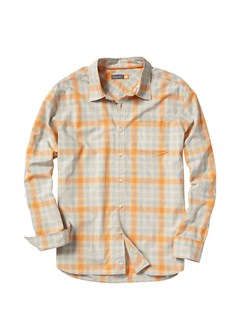 NLZ0Men s Quadra Long Sleeve Shirt by Quiksilver - FRT1