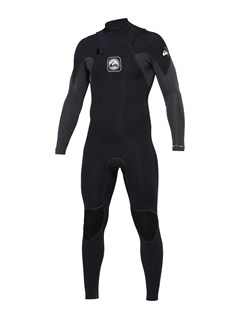 XKKSSyncro 4/3 Chest Zip GBS Wetsuit by Quiksilver - FRT1