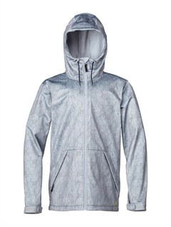 SJE6Hartley Zip Hoodie by Quiksilver - FRT1