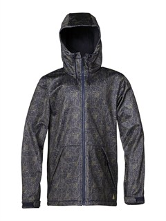 YKN1Harvey  0 Insulated Jacket by Quiksilver - FRT1