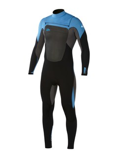 XKKBIgnite 4/3 Chest Zip Wetsuit by Quiksilver - FRT1