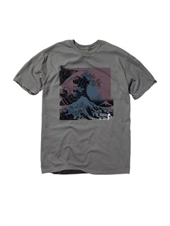 KPC0A Frames Slim Fit T-Shirt by Quiksilver - FRT1