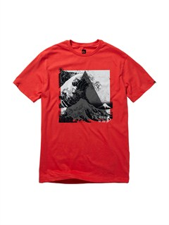 RQQ0A Frames Slim Fit T-Shirt by Quiksilver - FRT1