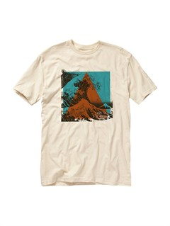 SEW0A Frames Slim Fit T-Shirt by Quiksilver - FRT1
