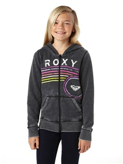 KVJ0Girls 7- 4 Breaktime Hoodie by Roxy - FRT1