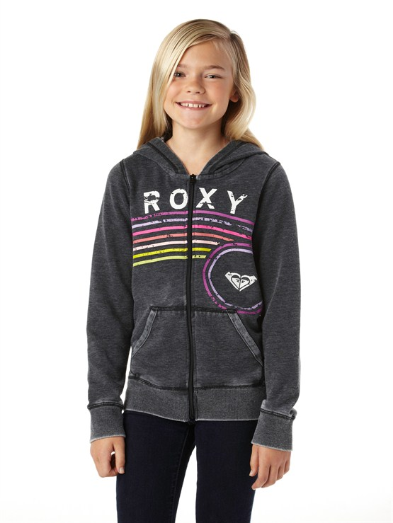 KVJ0Girls 7- 4 Roxy Border Rashguard by Roxy - FRT1
