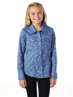 WBS6American Pie Girl Jacket-Printed by Roxy - FRT1