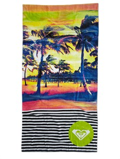 GJZ0Swept Away Beach Towel by Roxy - FRT1