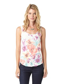 WBS6Gypsy Garden Top by Roxy - FRT1